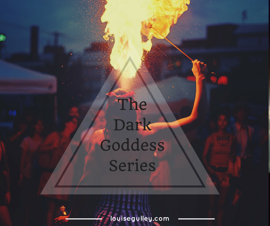 The Dark Goddess Series I: For the Women who refuse to play small.